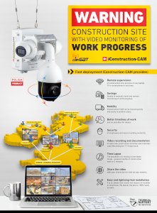 Camsat cameras - how to observe construction sites