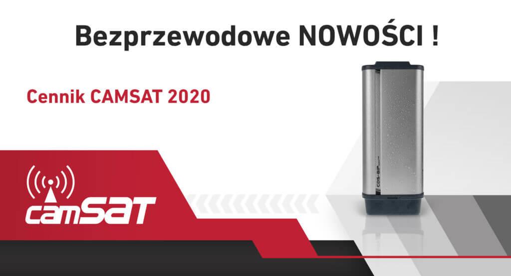 Cennik CAMSAT 2020