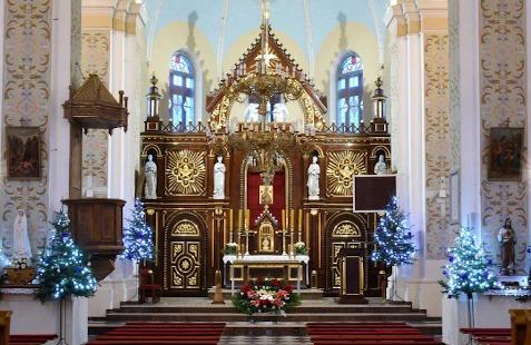 iCAM-Church - przybliżenia na ołtarz