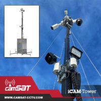 iCAM-Tower post